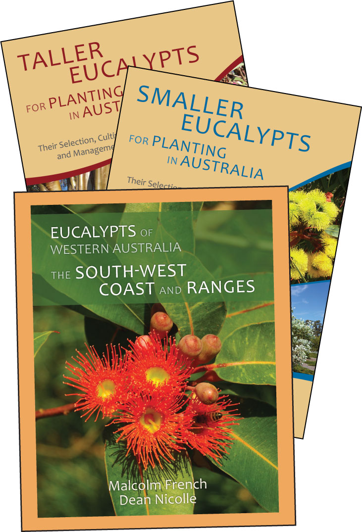 Three Eucalypt Books