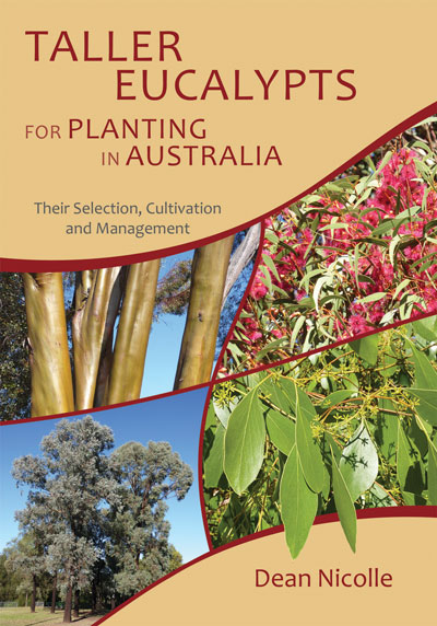Taller Eucalypts for Planting in Australia Book