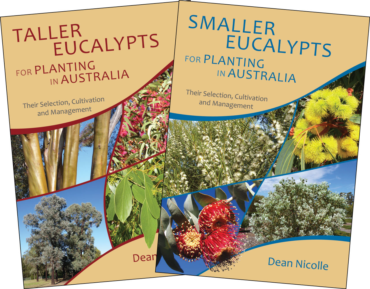 Smaller & Taller Eucalypts for Planting in Australia Books